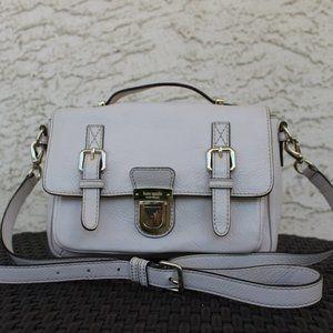 Kate Spade cream colored crossbody purse
